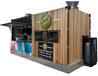 Container Cafes